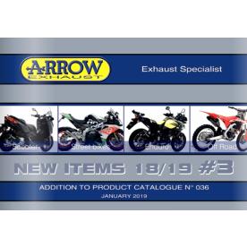 Ecco le novità di Arrow Exhaust per il 2019