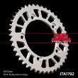 JT SPROCKETS JTA1792.42 REAR LIGHTWEIGHT SPROCKET 42 TEETH 525 PITCH NATURAL C49 HIGH CARBON STEEL