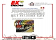 EK415SH 122 CATENA TRASMISSIONE PASSO 415 / 122 MAGLIE