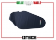 SELLE DALLA VALLE SDV002RB SEAT COVER RACING BLUE / COPRISELLA